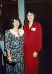 Becky Schmidt and Lynn Murphy