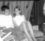 1968 Party, Craig Weis and Linda Lange