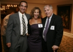 Craig Szydlowski (Sue Batts spouse), Sue Batts and George Christopoulos